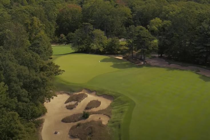 Best golf courses U.S.