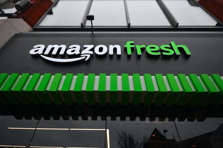 Amazon Fresh Warrington