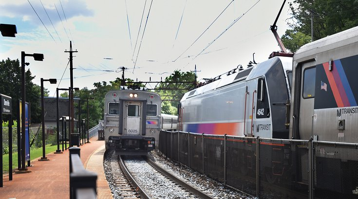 NJ Transit free rides
