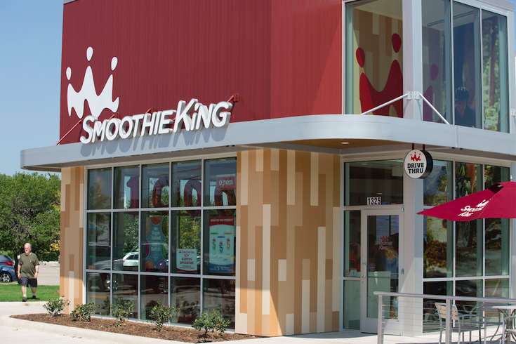 Smoothie King Philly