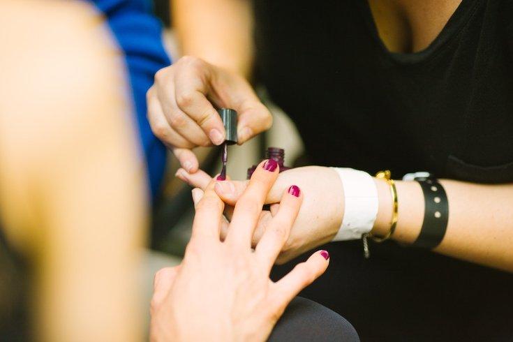 nail salon chemical risk