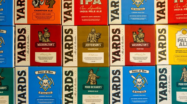 Yards new beer Featherweight