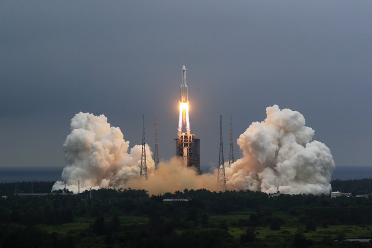 China Rocket Images