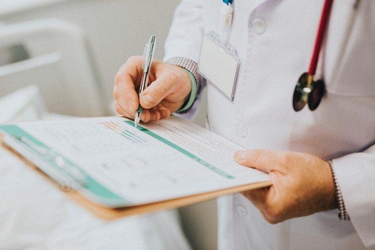 doctors order cancer screening morning