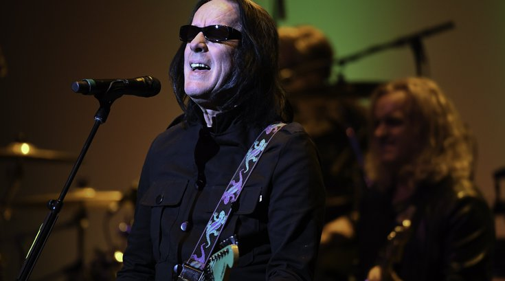Todd Rundgren Rock & Roll Hall of Fame