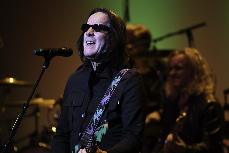Todd Rundgren Rock & Roll Hall of Fame
