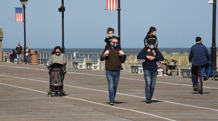 NJ COVID-19 public health emergency
