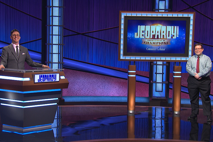 Jeopardy Tournament of Champions Kevin Walsh