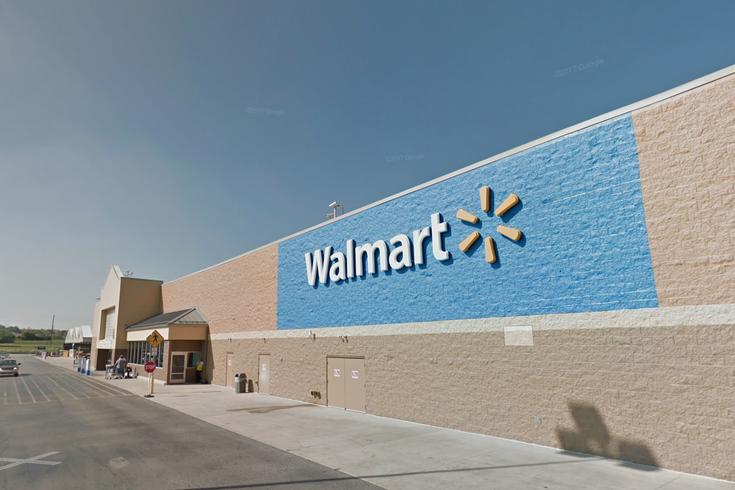 Walmart COVID-19 testing