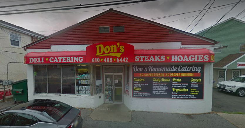Delco deli creates Mare of Easttown hoagie in honor of being one of the show's filming locations