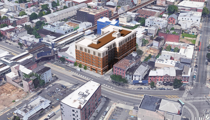 7-Eleven Aerial Apartments
