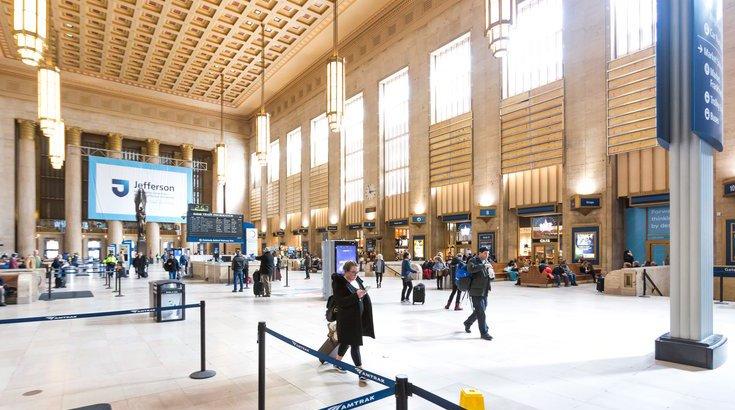 Wescott Amtrak Philly