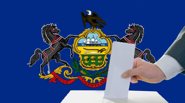 Pennsylvania Election Ballot Box 05212019