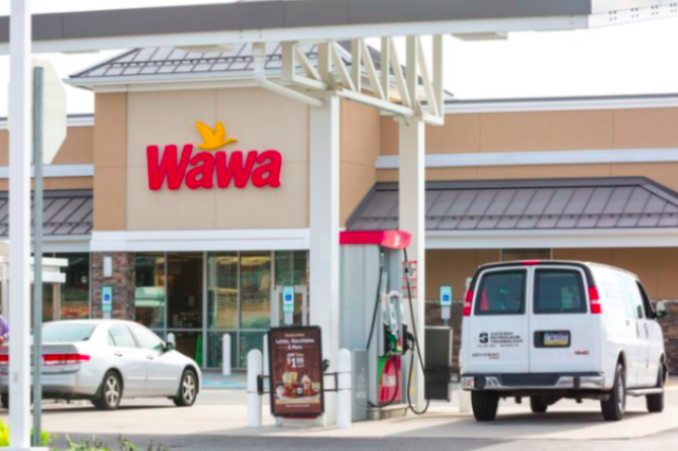 Wawa self-service beverages coffee