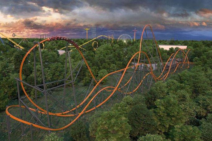 Jersey Devil Coaster 2021