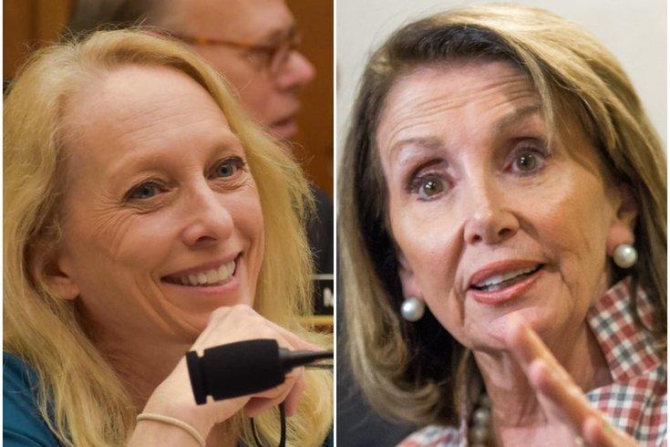 0522_Mary Gay Scanlon and Nancy Pelosi