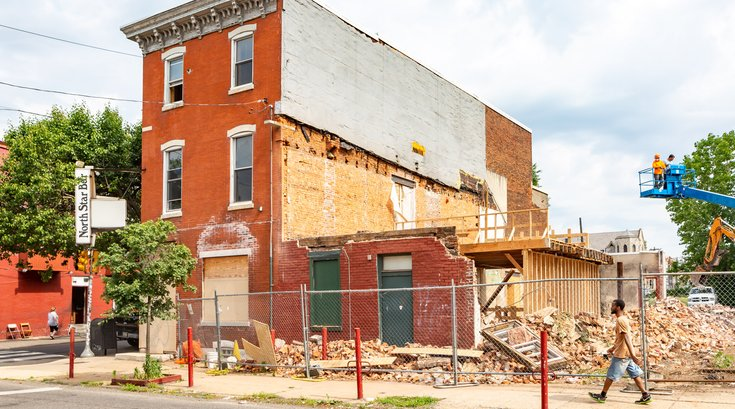 North Star Bar redevelopment fairmount