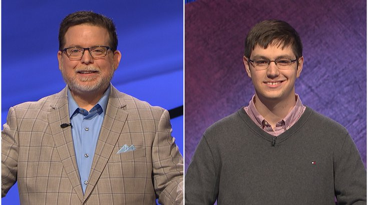 Jeopardy Tournament of Champions semifinals