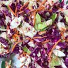 protein-rich coleslaw recipe