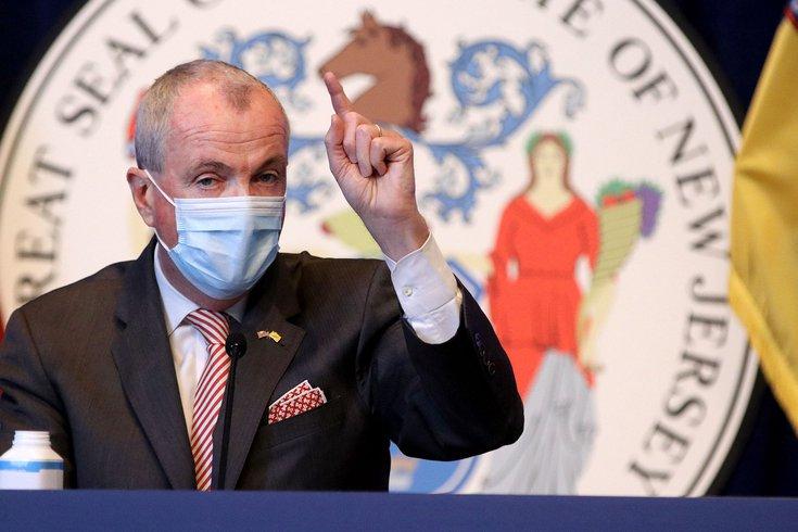 New Jersey mask mandate