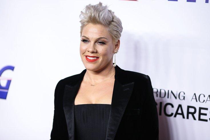 Pink Billboard Icon Award