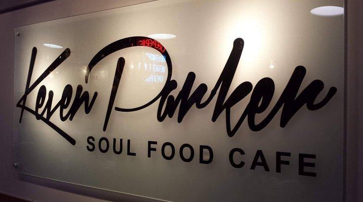 KeVen Parker Soul Food Cafe
