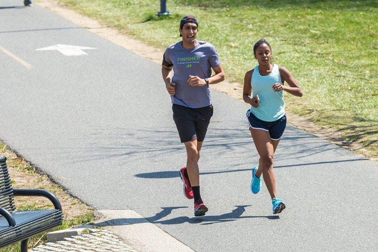 Running Philadelphia