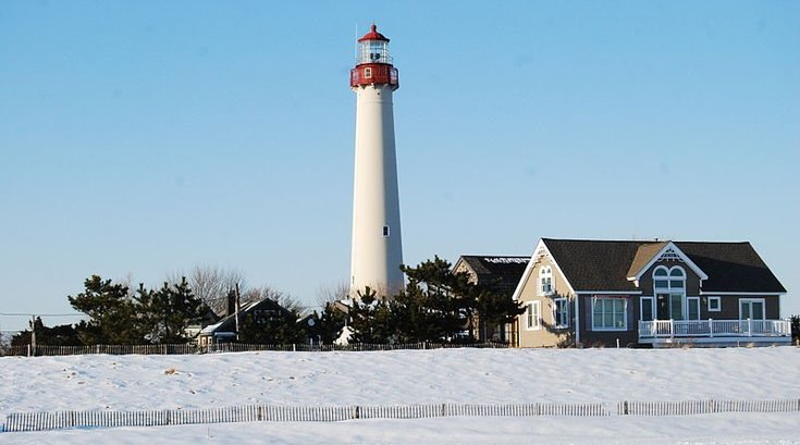 Cape May Point place crash