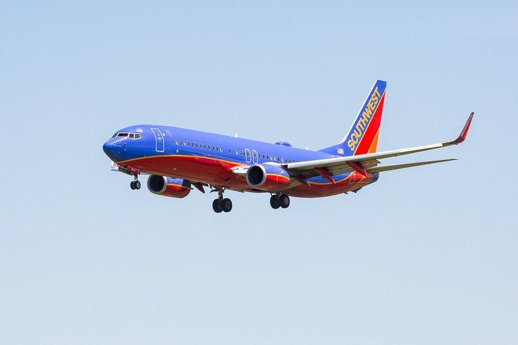 Southwest Airlines Indecent Exposure