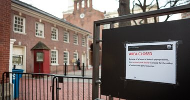 Carroll - Govt. Shutdown in Philly