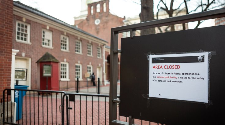 Carroll - Govt. Shutdown in Philly