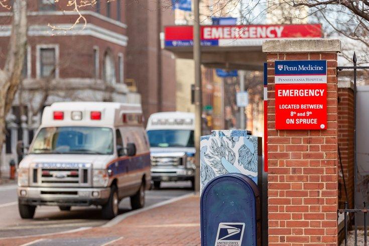 Carroll - Pennsylvania Hospital Ambulance Emergency Department