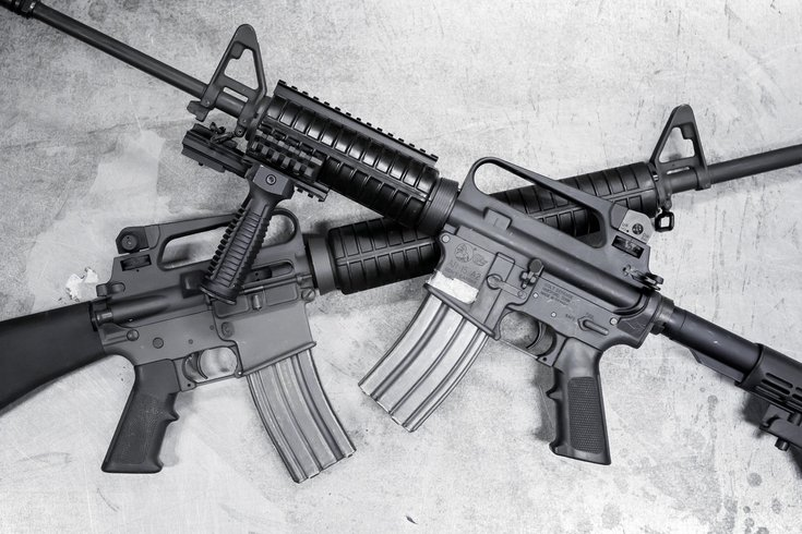 Stock_Carroll - AR-15 semi-automatic rifles