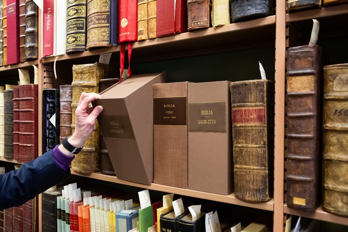Carroll - Susan Dunleavy Collection of Biblical Literature at La