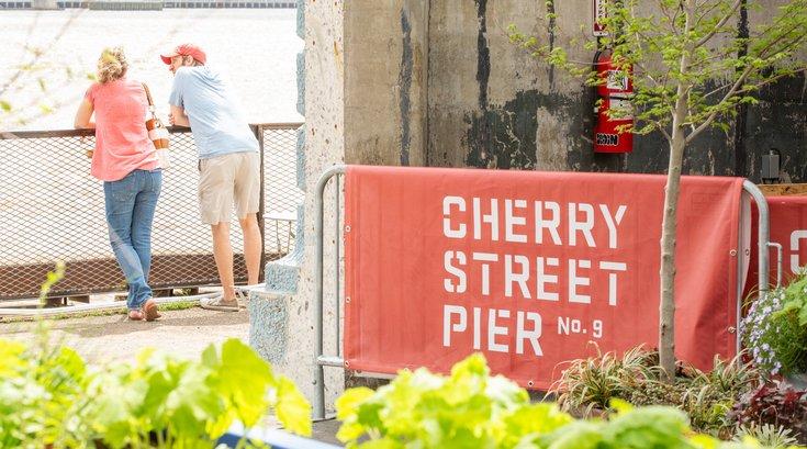 Carroll - Cherry Street Pier