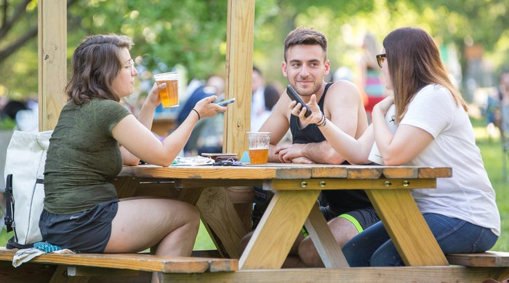 Carroll - Parks On Tap