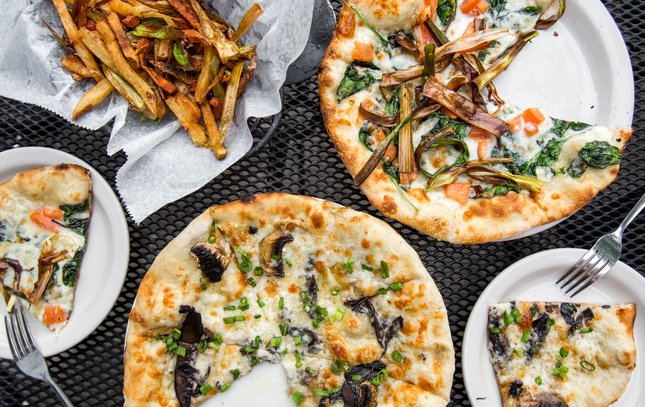 Carroll - Dock Street Brewing Pizza