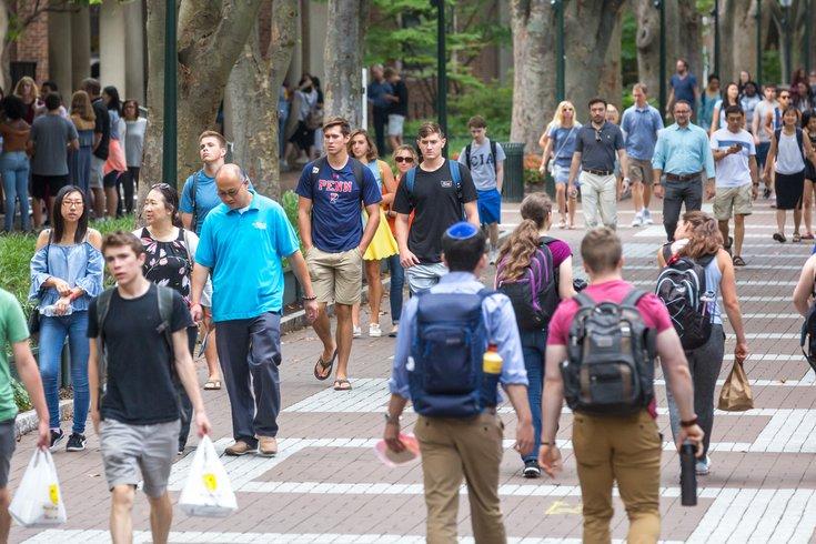 Carroll University of Pennsylvania Students