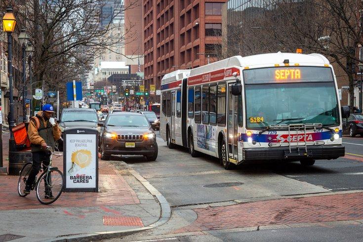 Carroll - SEPTA Bus