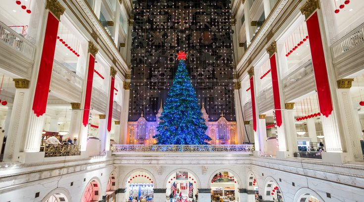 Carroll - Macy's Holiday Light Show