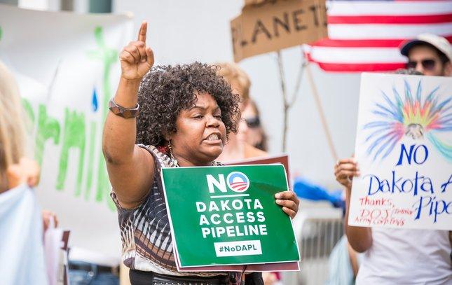 Carroll - Obama Rally for Hillary Clinton in Philadelphia