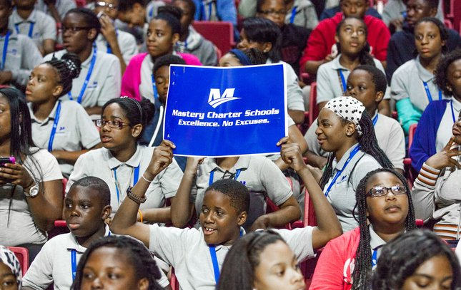 Carroll - Mastery Charter School Signing Day
