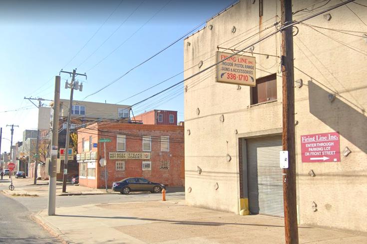 Philly gun shop shooting