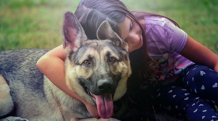 Girl Dog 06032019