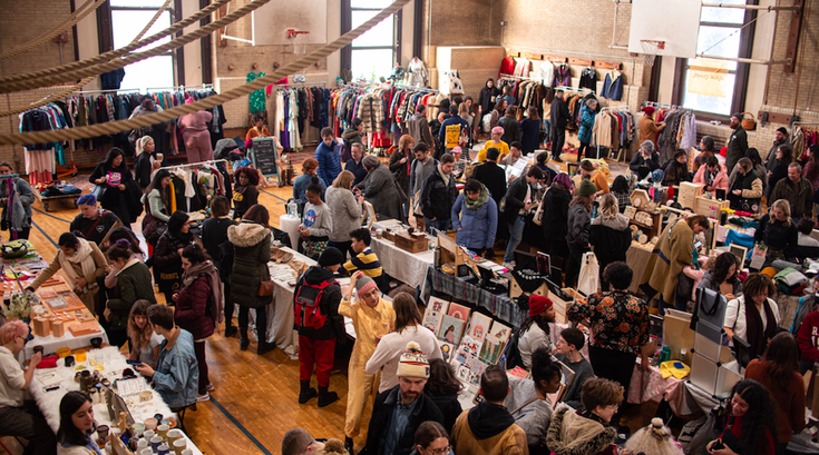 Feminist Flea Market & Craft Fair coming to Bok
