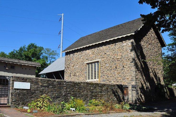 Bartram Barn Preservation