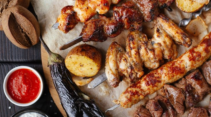 meat cholesterol health