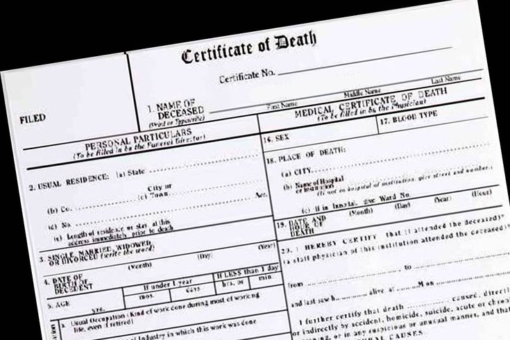 Details on death certificates offer layers of clues to opioid ...