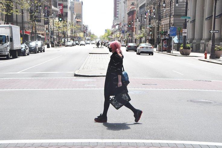 Philadelphia citywide curfew