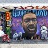 Floyd Mural Vandalism